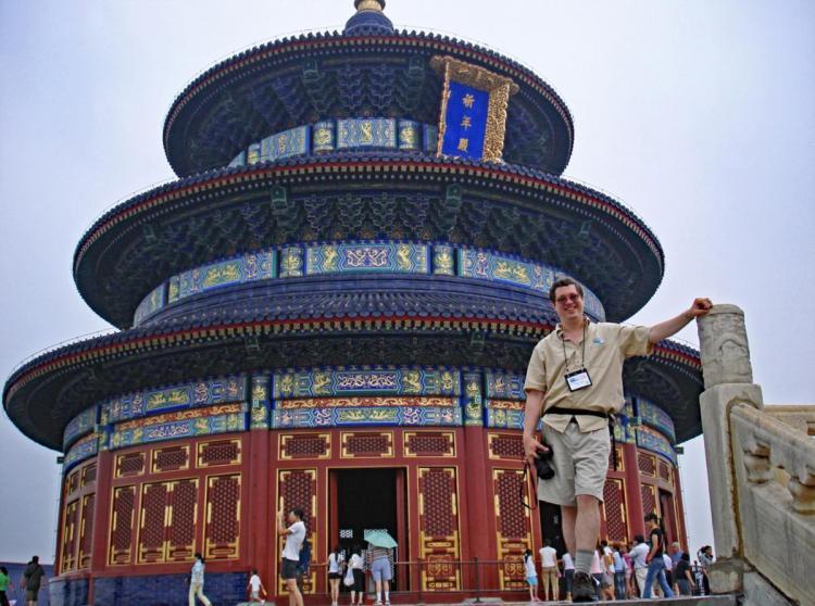 Ming Temple Beijing (1)